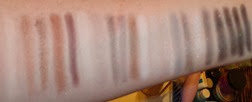 SEPHORA Collection Color Anthology_swatches 11, 12, 13 and 14
