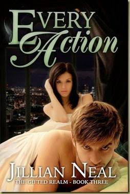 Every Action (Book 3) by Jillian Neal