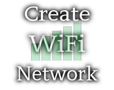 Create WiFi Network