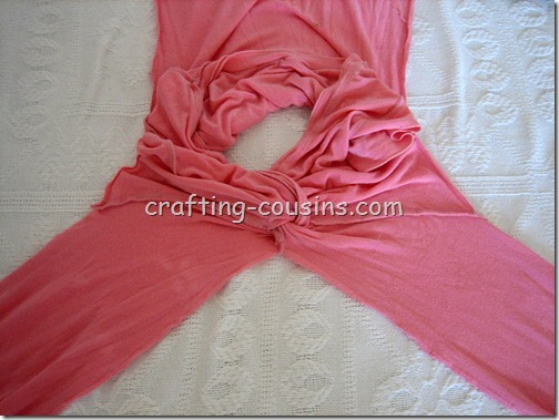 Coral Lace Panel Top (4)