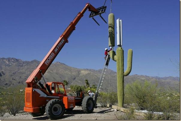 Antennes relais de téléphonie mobile déguisées (3)