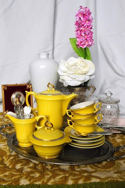 juego de cafè amarillo3
