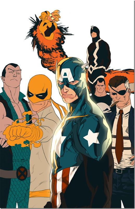 Nick Fury,Nicholas Joseph,Samuel L. Jackson, David Hasselhoff (52)