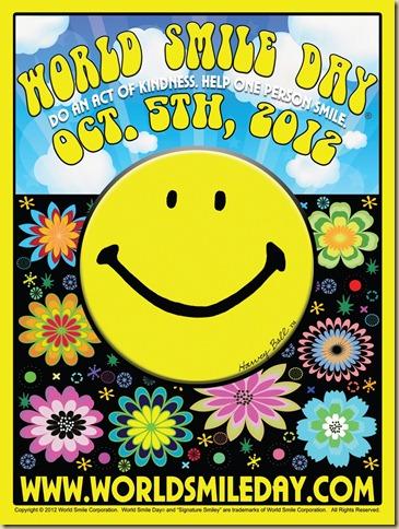 World Smile Poster 10-5-12