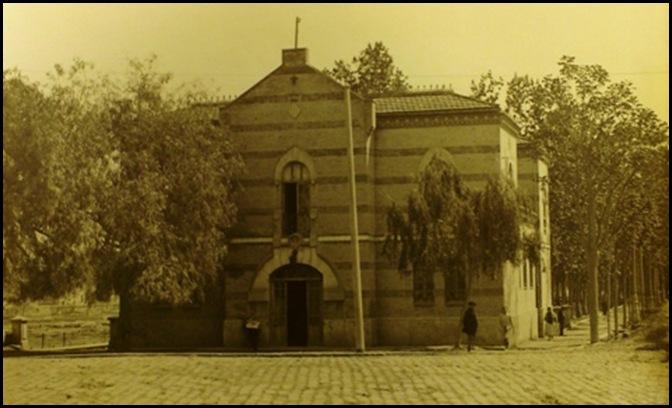 Casa de socorro de museo 1926
