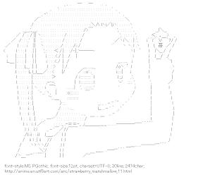 [AA]Matsuoka Miu (Strawberry Marshmallow)