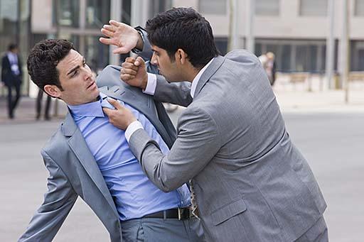 Men arguing 3