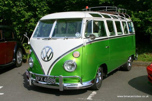 1964 VW Type 2 Samba.
