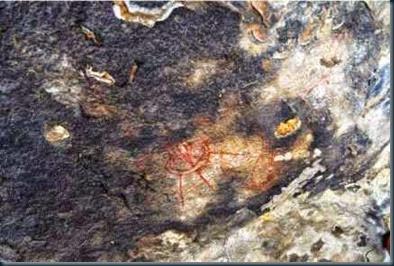 pinturas-primitivas-óvnis