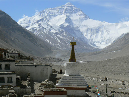 Tibet: Rongphu and Everest