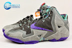 nike lebron 11 gr terracotta warrior 4 07 Nike Drops LEBRON 11 Terracotta Warrior in China