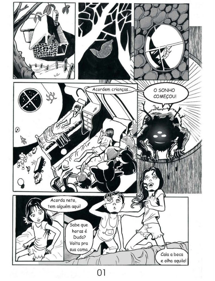 Mapinguari - Pagina 1