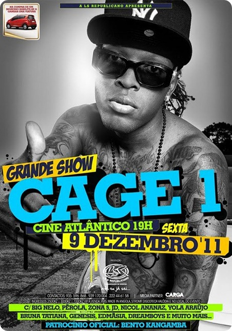 Cage 1 Show