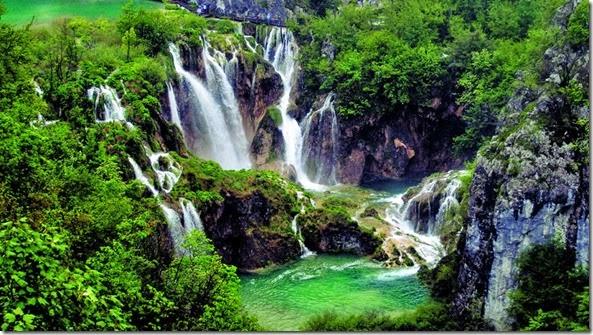 Lugares de Croacia
