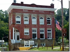Old Bank of Cairo WV Building