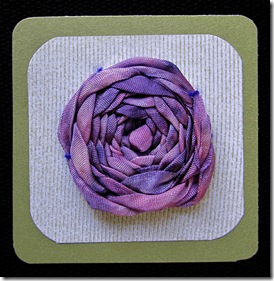 Ribbon-Rosette