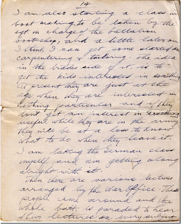 1 June 1919 14