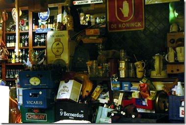 世界的に有名なビアカフェ、Bierhuis Kulminator