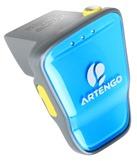El receptor, de sólo 20 gramos de peso, se puede ajustar a las raquetas de todas las marcas y acumula informaciónq