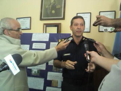 rubén benítez, policía distrital de chacabuco caso agustín domínguez agresión en el corredor nocturno