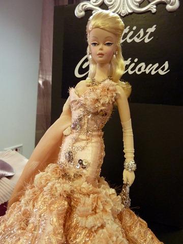 Madrid Fashion Doll Show - Barbie Artist Creations 10