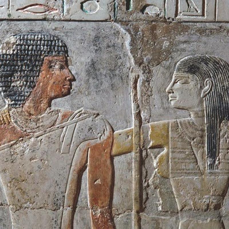 O amor eterno de uma sacerdotisa egípcia