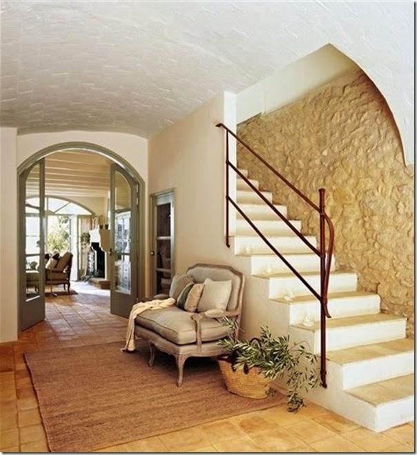 Casa colonica ristrutturata in spagna case e interni for Esterno di colonica industriale