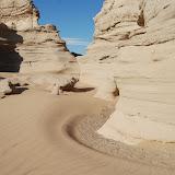 Mogui Cheng - Courbes haromieuses roche et sable