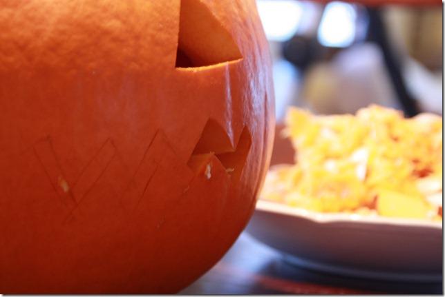 halloween gresskarutskjæring IMG_7277