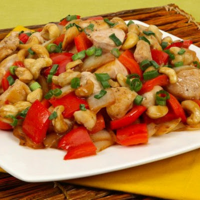 Sweet and Spicy Cashew Chicken CBC Best Recipes Ever