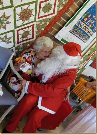 Santa w Lyle