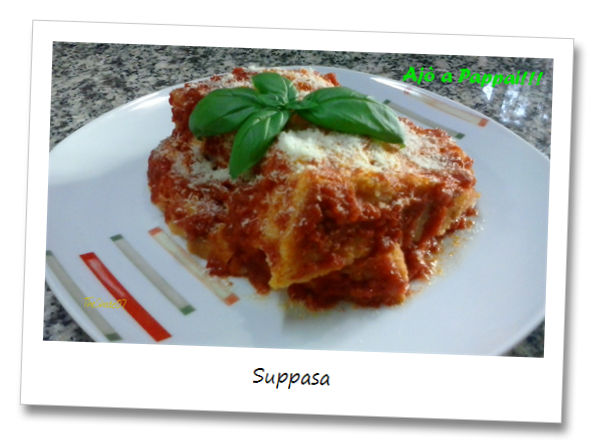 Fotografia del piatto Suppasa