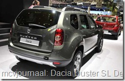 2012 Autosalon Geneve - Dacia Duster Delsey 01