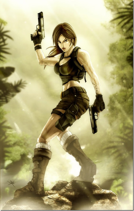 Lara Croft (330)