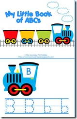 train abc book 1