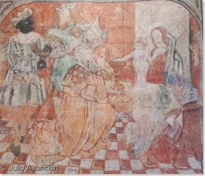 Epifanía del segundo maestro de Gallipienzo