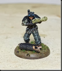 Battle Grenadier with Panzerfaust