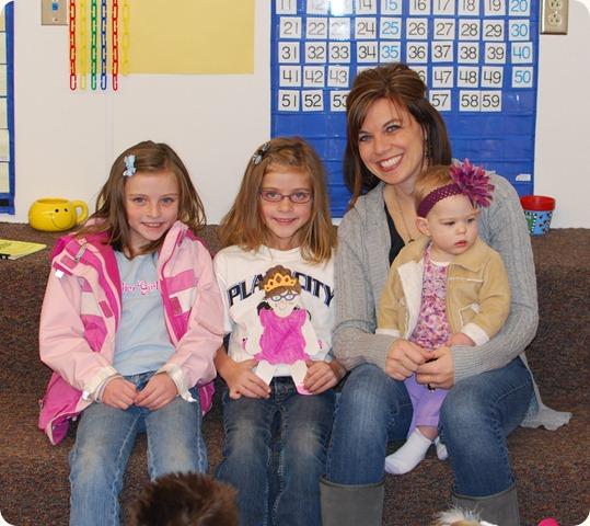Kaitlyn Kindergarten Special Day