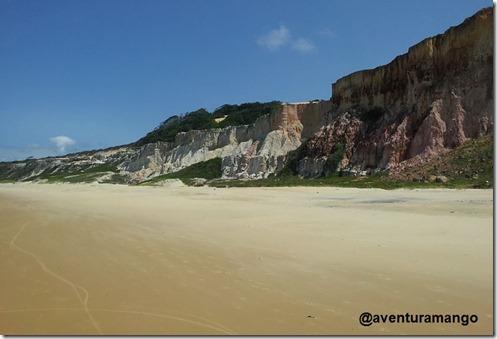 Muitas praias praticamente desertas 2