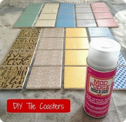 Tile Coasters 1