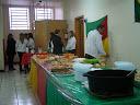 Abertura do Café de Chaleira - manhã