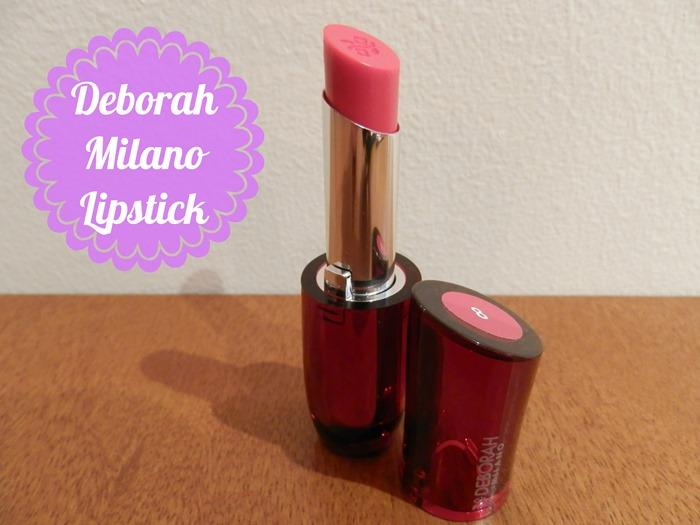 Deborah Milano no8 lipstick