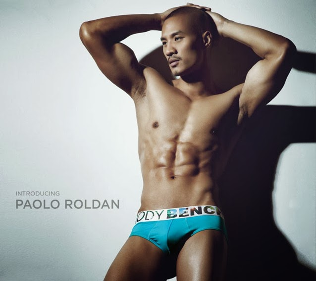 paolo roldan bench body