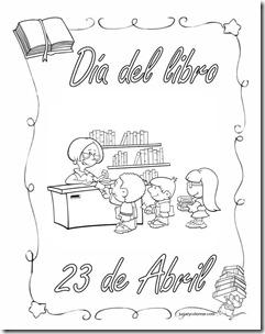 dia del libro jugarycolorear 9 1
