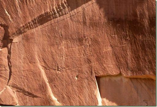 PetroglyphSheep