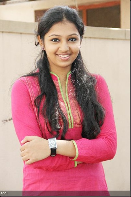Lakshmi-Menon-poses-during-the-music-launch-of-movie-Sundarapandian-held-in-Chennai