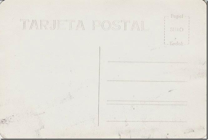 Tuxtla Gutierrez, Chiapas, Mexico Vintage Postcard