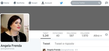 angela frenda on twitter