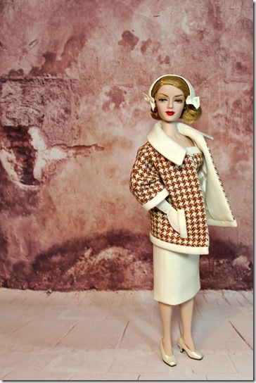 Dior Houndstooth Ensemble 3