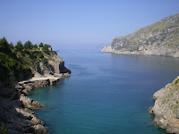 AMALFI - SEA & CLIFFS
